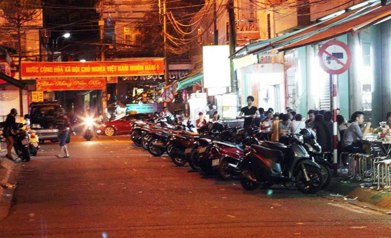 images1129269 Khai truong pho am thuc dem  1